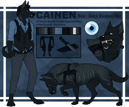 Cainen 2017 Reference by Kayxer