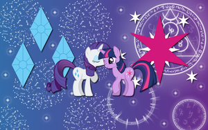 RariTwi wallpaper by AliceHumanSacrifice0