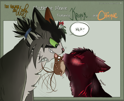 ::TGB:: You thought I'd actually kiss you? by SilverGuest