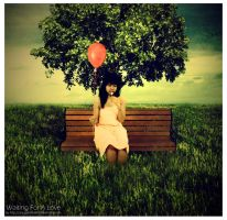 Waiting For A Love by anugerah-ilahi