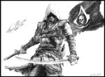 Assassins Creed IV - Black Flag by BorisKoci