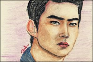 Taecyeon by UkkiRainbow