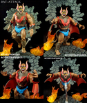 Bat-Attack (Original Masters of the Universe) by ACCustomFiguresACCF
