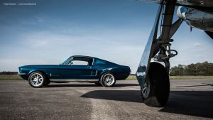 67 Fastback by AmericanMuscle