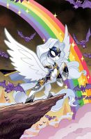 Lady Death Variant Cover by TonyFleecs