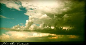 Afternoon Sky by Emagyne