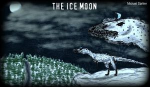 The Ice Moon by Eco727