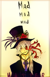 Pandora Hearts. Mad Hatter by ShionMion
