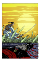 Ghost of the Samurai by Andrew-Ross-MacLean