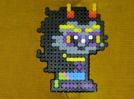 Homestuck: Feferi Peixes Bead Sprite by LingeringSentiments