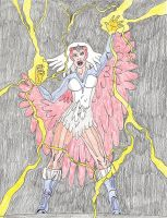 Don't mess with the Sorceress by Deltara