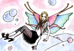 Avril Lavigne as a faery by Shanya17