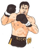 Rocky Balboa by TommyC25091986