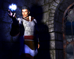 Guardian Mage (no gamma correction) by sith-kitten