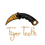 Karambit Tiger Tooth by Toaster-Kitty