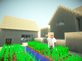 minecraft shader 3 by ProNorst