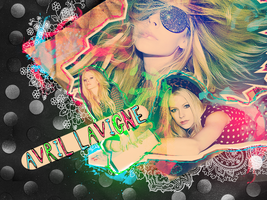 Avril Lavigne 2. by Whatsername777