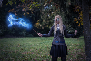 Expecto Patronum! by elyoncosplay