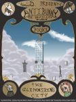 AntiBunny Book 1 Cover: The Glimmering City by Fragraham