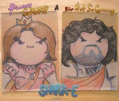 Royal Grumps by SHARK-E