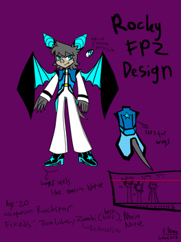 Rocky Freedom Planet 2 Concept by villyvalley16
