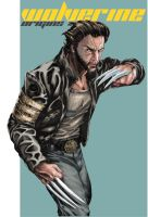 Wolverine: Origins by rocketraygun