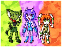 freedom planet by ninpeachlover