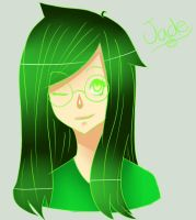 Jade Harley by MrsSoulEvans