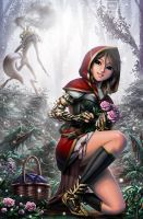 Red Riding Hood by LeadApprentice