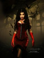 Between two Worlds by vampirekingdom