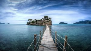 Zakynthos, a bridge to the island by fly10