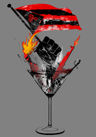 WIP - Revolution Cocktail by kuda14