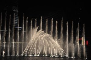 Dancing Water by Chanklish