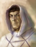 Spock in the hood by tafafa