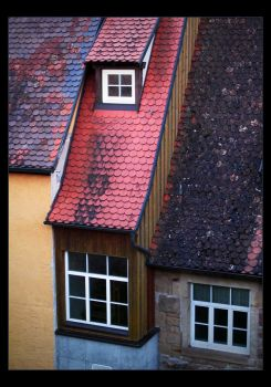 Rothenburg I by eye-la