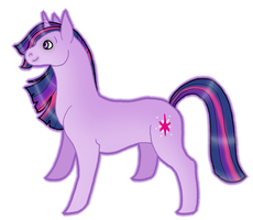 MLP Twilight Sparkle by silveredraincloud