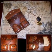 Steampunk Explorer Pouch 2 by Steampunked-Out
