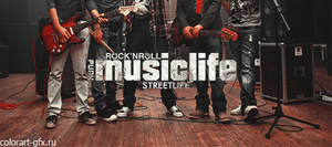musiclife by colorart-gfx