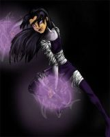 A Flame in the Dark by teentitans