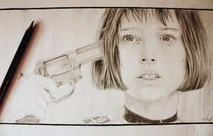 MATHILDA: The professional by M-iki