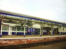 Selby train station by AvenueOfLoneliness