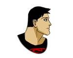 Superboy by dewdrop34