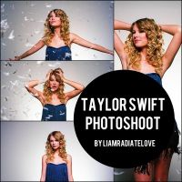 Taylor Swift Photoshoot. 002 by LiamRadiateLove