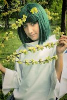 Haku Cosplay - Spirited Away by AlessiaAzalina