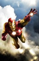 Old School Ironman by Harben-Pictures