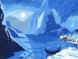 Frozen Arendelle by PovedaM