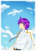 Look at the Sky, Vega by Shirei-Shou