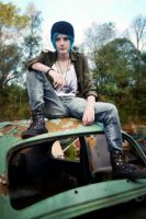 Chloe Price photoshoot 1 by FranAlbini