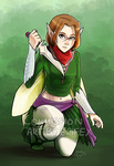 Commission: Arryn by Epifex