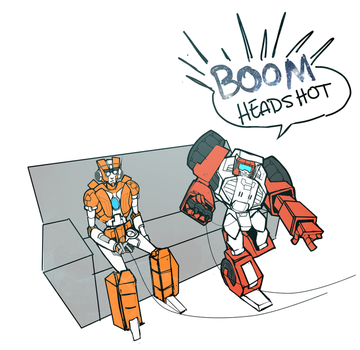 BOOM Headshot by Brickerer